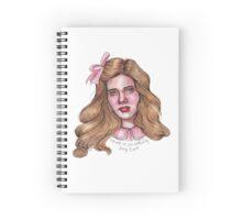Wendy Darling Spiral Notebook