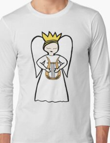 Angel Lyre T-Shirt