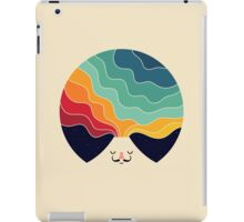 Keep Think Creative iPad Case/Skin