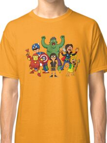 Bob's Avengers Classic T-Shirt