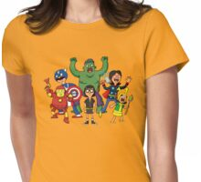 Bob's Avengers Womens Fitted T-Shirt