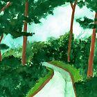 Landscape by cadva