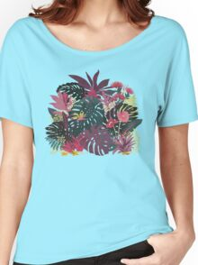Tropical Tendencies Women's Relaxed Fit T-Shirt