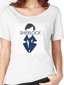 Sherlocked Women's Relaxed Fit T-Shirt