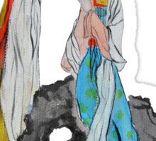 Ancient Chinese ladies Sticker