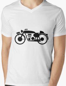 Bike old school Mens V-Neck T-Shirt