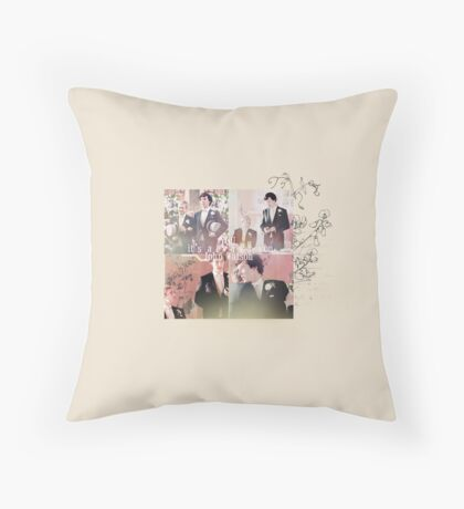 You, it s always you Throw Pillow
