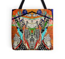 Art on the Walls Tote Bag