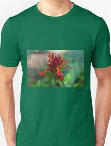 Shrimp Plant II- horizontal Unisex T-Shirt