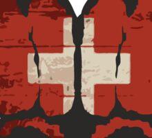 Switzerland! Sticker