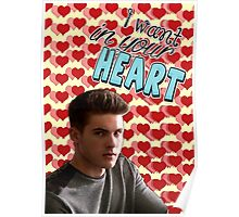 Season 5 Teen Wolf Greeting Cards [Theo] Poster