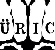 Zurich Sticker