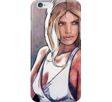 Frances Phillips iPhone Case/Skin