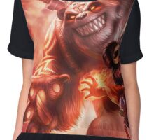 League of Legends - Panda Annie Chiffon Top