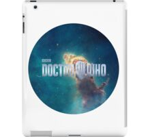 Doctor Who Logo iPad Case/Skin