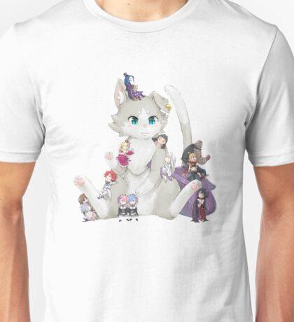 Re:Zero kara Hajimeru Isekai Seikatsu Unisex T-Shirt