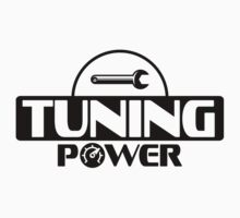 Tuning Power Kids Clothes