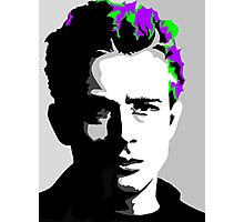 Jimmy Dean punked Photographic Print