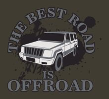 The best road is offroad by nektarinchen
