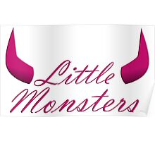 Little Monster  Poster
