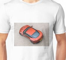 The all new Aston Martin DB11 Unisex T-Shirt
