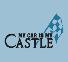 My car is my castle by nektarinchen