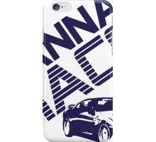 Wanna race? iPhone Case/Skin