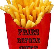 Fries before guys- black by heidilauren27