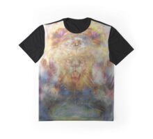 Lion and Lioness become one Graphic T-Shirt