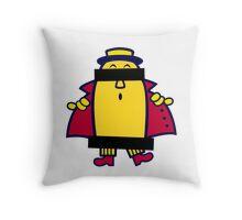 Flasher Throw Pillow