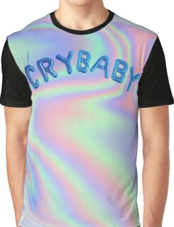 Hologram Graphic T-Shirt