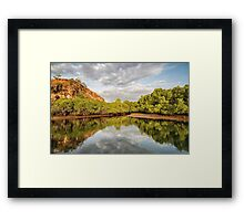 Rinca Island Framed Print