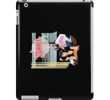 Pulp Fiction - Pink Mia@Jack Rabbits Open Variant iPad Case/Skin