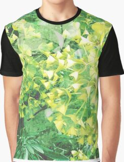 Euphorbe - esprit nature Graphic T-Shirt