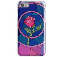 Glass Rose iPhone Case/Skin