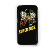 Super DBZ Bros. Samsung Galaxy Case/Skin
