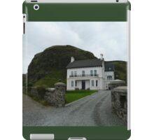 Northern coast of Ireland iPad Case/Skin
