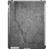 Cracked actor iPad Case/Skin