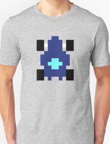 Pixel Car [blue] T-Shirt