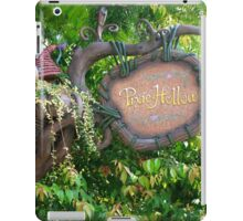 Pixie Hollow Sign iPad Case/Skin