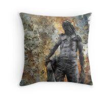 The Ancient Mariner (Dap version) Throw Pillow