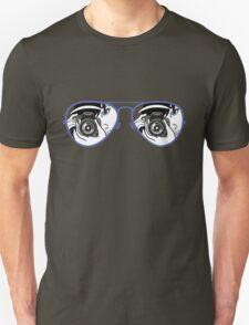 Photographer_Glasses Unisex T-Shirt