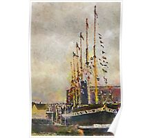 The SS Great Britain, Bristol, UK  Poster