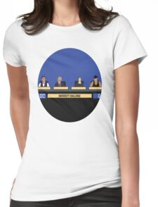 University Challenge Womens Fitted T-Shirt