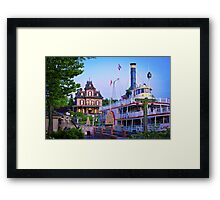 Phantom Manor and the Molly Brown Framed Print