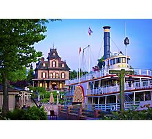 Phantom Manor and the Molly Brown Photographic Print