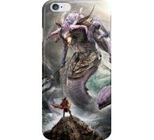 Sea Monster iPhone Case/Skin