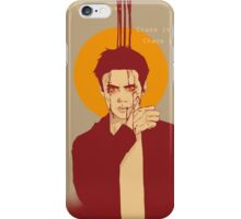 Chaos is.... iPhone Case/Skin