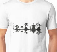 Asian Landscape Unisex T-Shirt