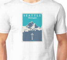 Seattle Washington. Unisex T-Shirt